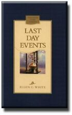 Last Day Events by White, Ellen G. Paperback Book The Fast Free Shipping
