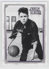 2012 Panini #30 Justin Bieber Non-Sports Card 1s8