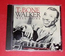 T-Bone Walker - Well done -- CD / Blues