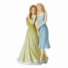 Royal Doulton Occasions Always Friends Figurine Hn 5683 New In The Box