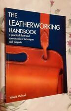 Two leather working handbooks.