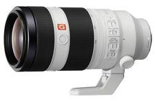 Sony FE 100-400mm 100-400 mm 4,5-5,6 GM OSS (SEL100400GM) Sony-Fachhändler