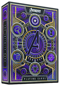 Playing Cards: Theory 11 Marvel Avengers (US IMPORT) ACC NEW