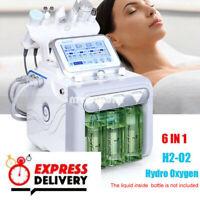 6 in 1 Water Dermabrasion Professional Hydro Dermabrasion Hydra Facial Machine