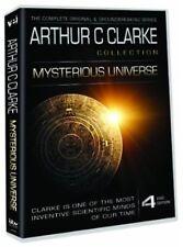 Arthur C. Clarke Collection: Mysterious Universe [4 Dis (2013, REGION 1 DVD New)