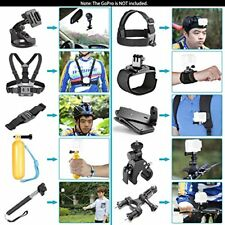 44-in-1 GoPro Accessories Go Pro Accessory HERO 5 Session 6/5/4/3/2/1