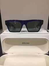 Celine Paris Sunglasses/ Blue/ SC 1748.53.19/ Polarized Lenses/ Made In Italy