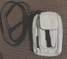 Eddie Bauer Bag Cross-body Travel Pouch Blue Nylon Purse Lightweight Wallet