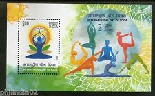 India 2015 International Day of Yoga Health Fitness M/s MNH
