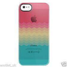 Uncommon Case Rising Water Sunset Clear Deflector Hard Shell iPhone 5/5s/SE NEW