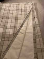 laura ashley Interlined curtains New