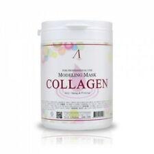 1x Collagen Modeling Rubber Mask Sheet Pack 700ml Anti-Aging Elastic Flexible