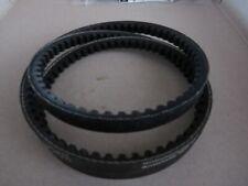 2 Stück Rüttelplatte Riemen für Wacker DPU 2950 Y Spezial Keilriemen Bulktex®