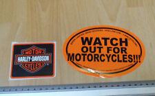 Harley Davidson Y Reloj Para Motocicletas Decal/Pegatinas
