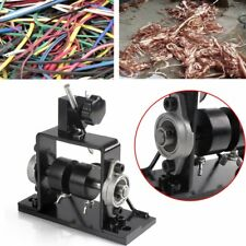 Manual Wire Stripping Cable Peeling Machine Scrap Stripper Metal Recycle Tool