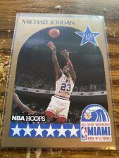 1990-91  MICHAEL JORDAN NBA Hoops Gold