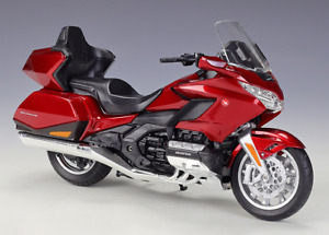 Welly 1:12 2020 Honda Gold Wing Diecast Motorcycle Bike Model Red New In Box