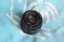 INDUSTAR-50 50mm f3.5 lens M39 Fed Zorki Leica *