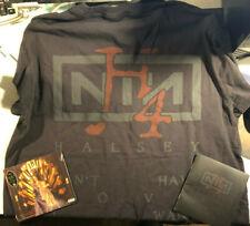 NEW - Nine Inch Nails - Halsey Promo Set - Book, CD, Vinyl, Box, Shirt