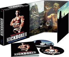 KICKBOXER BLU RAY EDICION COLECCIONISTA BLURAY + DVD + LIBRO NUEVO ( SIN ABRIR )