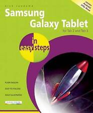 Samsung Galaxy Tab 2 in Easy Steps. Covers 7 and 10 Inch Versions by Vandome, Ni