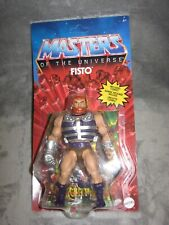 He-Man Masters of the Universe Origins ~ FISTO ~ MOSC Wave 5 MOTU