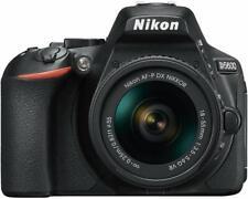 Nikon D5600 Fotocamera Reflex Digitale con Obiettivo AF-P DX NIKKOR 18-55mm VR
