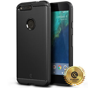 OBLIQ® Google Pixel/XL Case [Flex Pro] SHOCKPROOF Slim TPU Drop Protection Cover