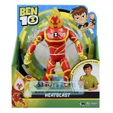 Playmates Toys Ben 10 Giant Action Figure Battle Kids Toy 10inch - Heatblast