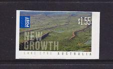2011 Lake Eyre - $1.55 International Booklet Stamp