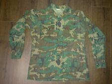Vintage VIETNAM JUNGLE JACKET ERDL camouflage Camo Special Forces USMC DPSC