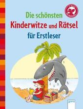 Die schönsten Kinderwitze und Rätsel für Erstleser von Ulrike Kaup (2014, Gebundene Ausgabe)