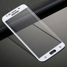 For Samsung Galaxy S6/S7 Edge+ Full Cover Curved Tempered Glass Screen Protector