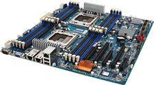GIGABYTE 7PESH2 Server Motherboard Dual LGA 2011 Intel X540 10GBE C602 DDR3 10GB