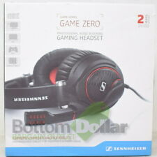 Sennheiser GAME ZERO Gaming Headset Black/Red Open Box