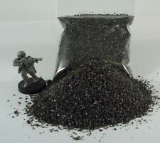 HC3D -Odd Flocks- Coarse Black Sand 100grams-Terrain-Scenery-Flock