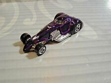 HOT WHEELS  loose  = HAMMERED COUPE = PURPLE  5sp