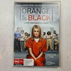 Orange Is The New Black Season 1 DVD 4-Disc Set First Season - FREE TRACKED POCT