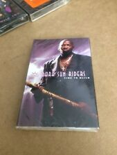 DARK SUN RIDERS TIME TO BUILD FACTORY SEALED CASSETTE SINGLE C1