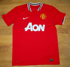 Nike Manchester United 2011/2012 'Rooney' home shirt (Size M)
