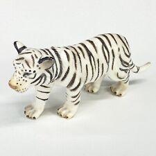 Schleich White Female Mother Siberian Tiger Girl Tigress #14352 Retired 2005