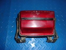 1990 90 Kawasaki Ninja ZX750H ZXR 750 Rear Brake Light and Bracket
