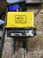Worcester Controls Series 75 Electric Actuator Model 15 75N 120A/.7