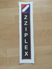 Zziplex Fishing Rod Vinyl Sticker/Decal/Label Latest Design, Rebuild, Repair