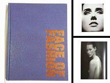 BOOK FACE OF FASHION SUSAN BRIGHT MERT ALAS STEVEN KLEIN KATE MOSS ART HARDCOVER