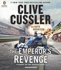 Clive Cussler's THE EMPEROR'S REVENGE, The Oregon Files, (2016), CD Unabridged