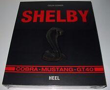 Bildband Shelby Cobra Mustang GT40 / GT 40 Colin Comer Heel NEU!