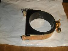 """New listing Zsi 4Mvh1 064N072 Strut Mounted Cushioned Clamp Electro Galvanized Gold 3-1/2"""""""