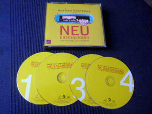 4 CDs Bastian Pastewka liest NEUERSCHEINUNG von Michael Gantenberg HÖRBUCH