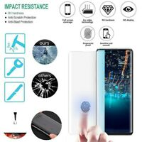 For Samsung Galaxy S10 S10 Plus/S10e Tempered Glass Screen Protector Full Cover